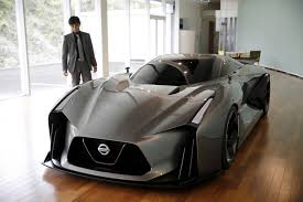 nissan japan cars japanese car designers look to anime for new design ideas