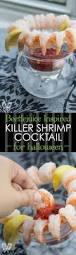 killer shrimp cocktail a beetlejuice inspired appetizer