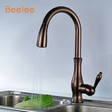 Rubbed Bronze Kitchen Faucets Online Get Cheap Oil Rubbed Bronze Kitchen Faucets Aliexpress Com