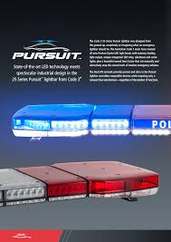 code 3 pursuit light bar code 3 pursuit lightbar esg asia pacific