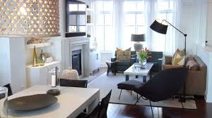interior design u2014 bright u0026 warm lakeside townhouse youtube