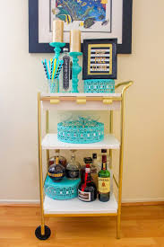 ikea bar cart hack type ikea bar cart hack looks great