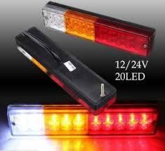 trailer tail lights for sale china oem 20led led trailer tail lights truck led tail light with