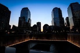 9 11 Memorial Lights The World Trade Center 9 11 Memorial At Night Ryan Fischer