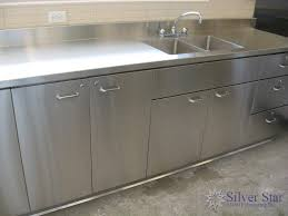 commercial kitchen cabinets stainless steel 48 with commercial
