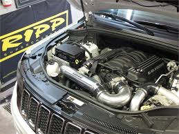 jeep srt8 supercharger kit ripp supercharger kit jeep grand 6 4l srt8 2012 2014