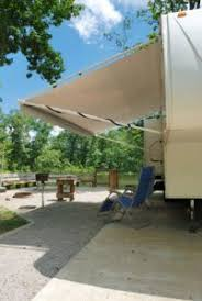 Mobile Awnings How To Clean Your Rv Awning Remove Stains Seal And Protect