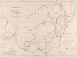 Portland Australia Map by General Map Of The South Eastern Portion Of Australia Ergo