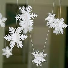 Christmas Wedding Decor - aliexpress com buy 1 pc vivid charming white snowflake shape