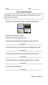 englishlinx com metaphors worksheets englishlinx com board