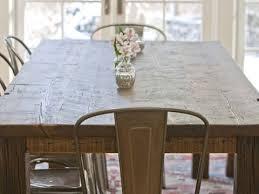vanderbilt harvest table artisan crafted home