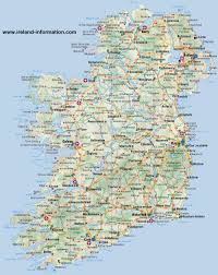 Show Me A Map Of England by Ireland Maps Free And Dublin Cork Galway