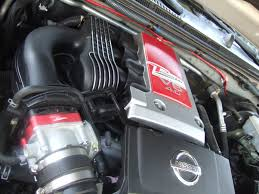 nissan frontier exhaust tip throttle body spacer added nissan frontier forum