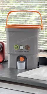composteur de cuisine composteur de cuisine x1 bokashi micro organismes em
