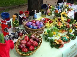file traditional easter eggs in croatia jpg wikimedia commons