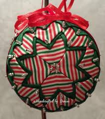197 best quilted ornaments fabric aka handcrafted