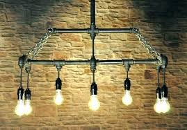 industrial pipe light fixture how to make a pipe light fixture s gas pipe light fixture vipwines