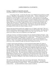exle of personal resume the resume personal statement exle in 25 breathtaking exles