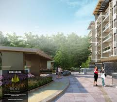 outlook ridge residences baguio city projects by dmci homes