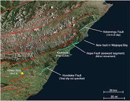 Usgs Earthquake Map California 14 November 2016 Mw U003d7 8 New Zealand Earthquake Shows An Uncanny
