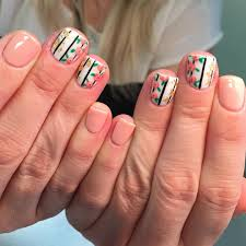 21 peach nail art designs ideas design trends premium psd