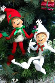 the elves of annalee holiday traditions annalee dolls