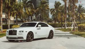 roll royce wraith matte vellano forged wheels