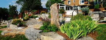 Rock Gardening Rock Gardening With Gravity Walls Of Gardening