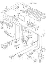 1991 volkswagen passat united states market electrics wiring