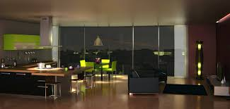cuisine et salon cuisine et salon nuit vertex in polygon