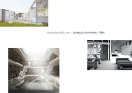 architektur studiengã nge jahrbuch architektur hs bochum 2014 by harald gatermann issuu