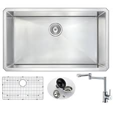 Elkay Crosstown Sink by Elkay Crosstown Undermount Stainless Steel 26 In Single Bowl