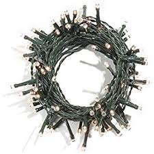 amazon com battery operated string lights loende christmas