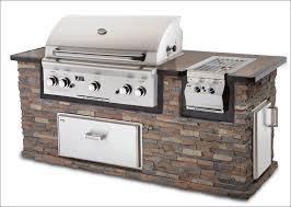 kitchen prefabricated bbq islands built in bbq grill kits