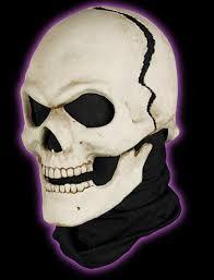 Halloween Costumes Masks Fractured Skull Stocking Mask Masks Costumes