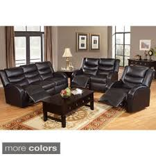 Living Room Furniture Sets Shop The Best Deals For Sep - Black living room chairs