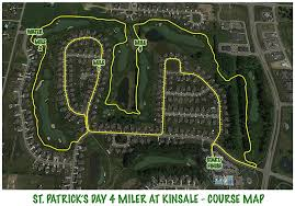 st patrick u0027s day 4 miler at kinsale m3s sports