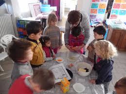 atelier cuisine maternelle atelier cuisine pour les anniversaires du mois de novembre en