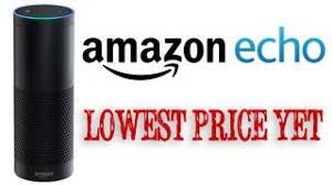 amazon black friday us amazon echo price in the us cut in half until midnight tonight