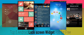 cool android widgets 11 best android lock screen app for free getandroidstuff