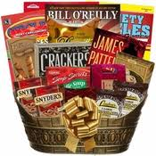 book gift baskets book baskets are always the gift