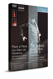 step class dvd flamenco classes solea por bulerias dvd dvd la