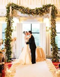 wedding altars the 25 best winter wedding arch ideas on winter