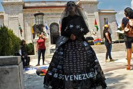 imagenes de venezuela en luto fotos venezuela de luto la singular protesta en washington el