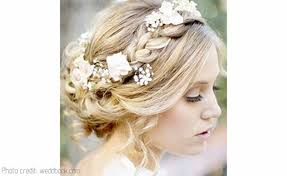inspiration for your country wedding hair style smooth