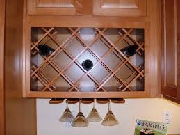 Storage In Kitchen Cabinets by Wine Rack Kitchen Cabinet Storage Designs Ideas