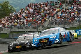 bmw vs audi race foto of the day dtm fight iedei