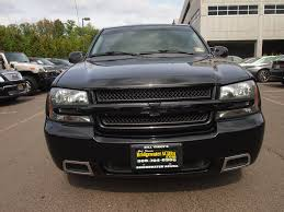 chevrolet trailblazer 2008 pre owned 2008 chevrolet trailblazer ss suv in bridgewater