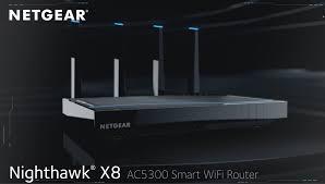 ac5300 tri band wifi router nighthawk x8 r8500 netgear uk