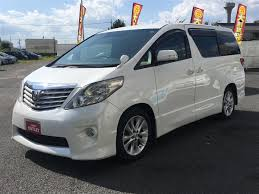 2008 toyota alphard 240s used car for sale at gulliver new zealand